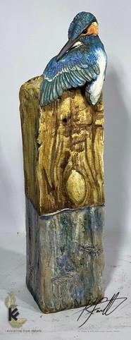 king fisher on ceramic post5.jpg