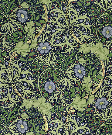 seaweed-wallpaper-design-william-morris.