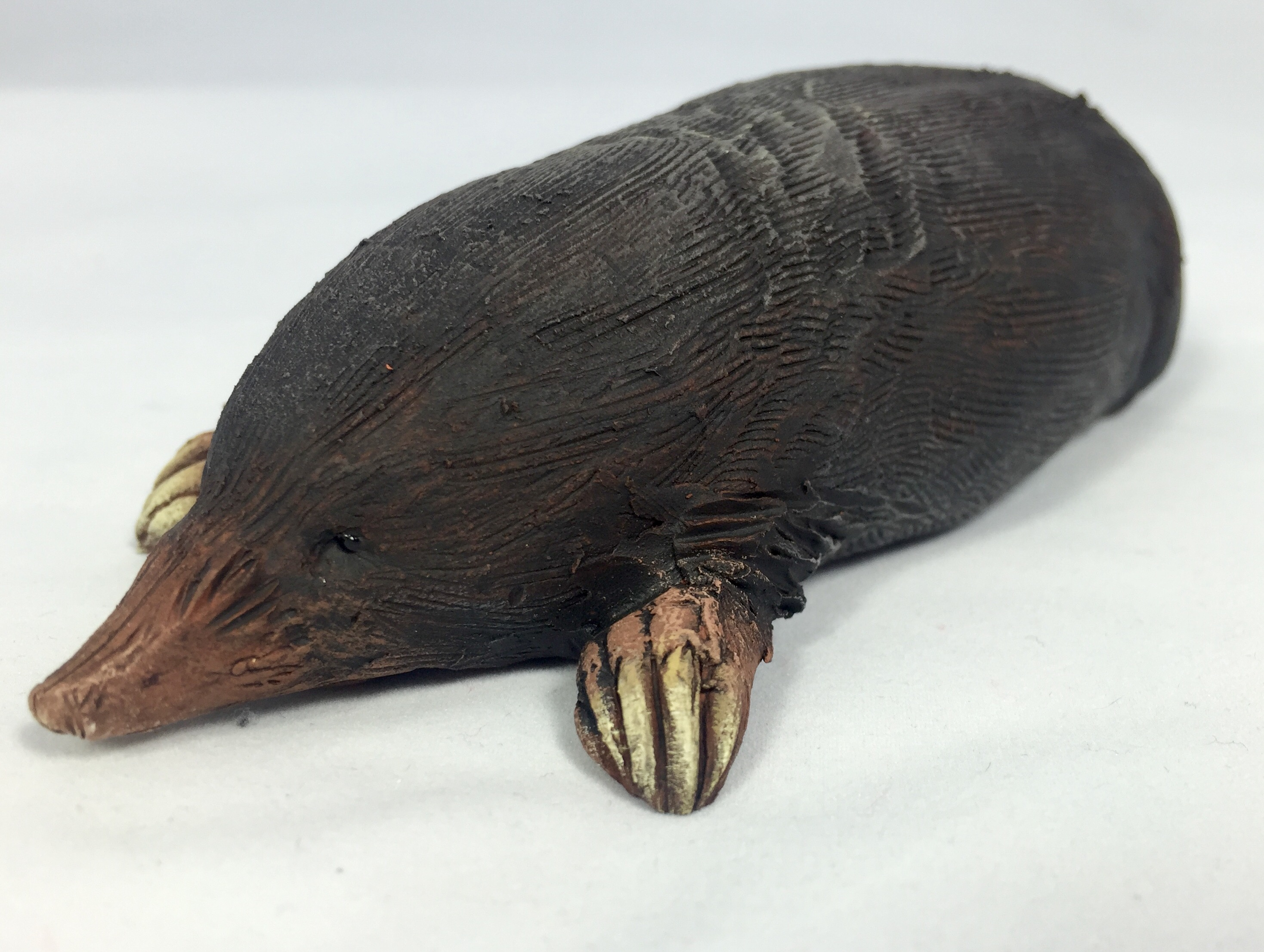 Animal sculpture - Mole