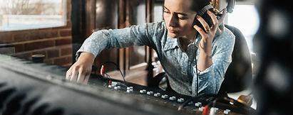 mixage audio paris