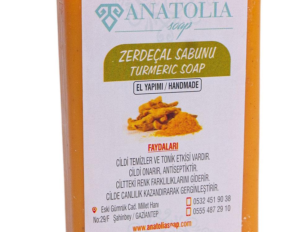 Anatolia Soap Zerdeçal Sabunu