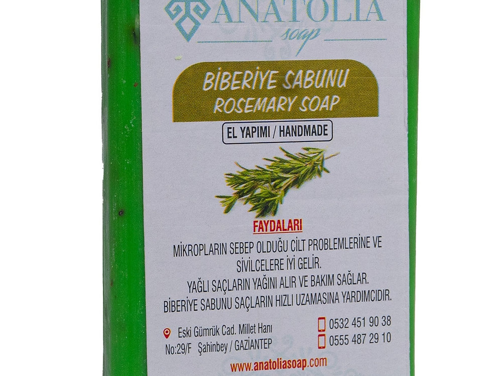 Anatolia Soap Biberiye Sabunu (100 gr)