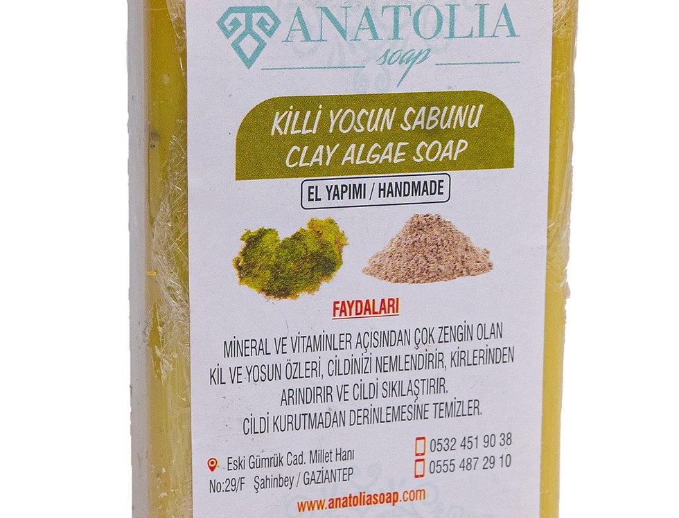 Anatolia Soap Yosun Sabunu Sivilce,selolit,cilt Sarkmaları anatolia211