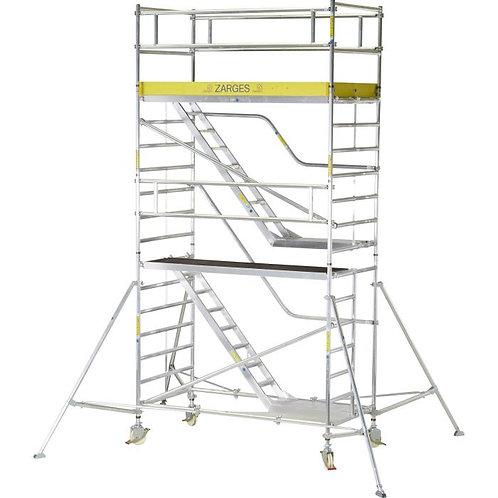 53063 Передвижные вышки с подъёмными лестницами