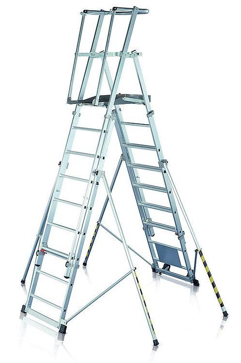 41327 Телескопические лестницы платформы ЦАП Z600