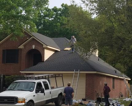 Beautiful New Roof