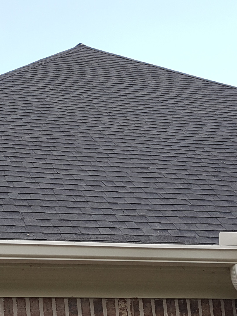 Gorgeous new roof