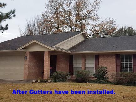 Brand New Gutters