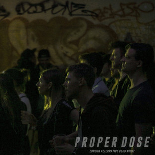 Proper Dose Crowd at The Engine Rooms