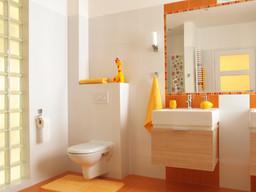 Cómo adaptar el cuarto de baño a los niños