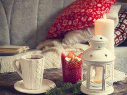 8 Fantásticas ideas para decorar con velas