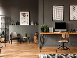 Construye una oficina en casa mucho más cómoda y espaciosa