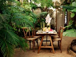 Ideas para decorar la mesa para una cena de San Valentín
