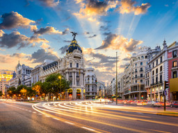 5 Edificios en Madrid con gran valor arquitectónico