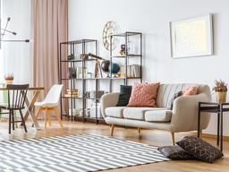 Cinco estilos de decoración para el recibidor que te encantarán