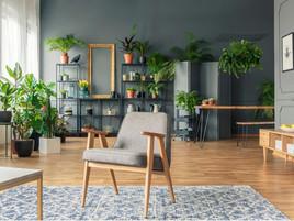 Cómo pintar un salón en dos colores; Tips y consejos