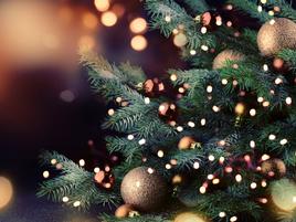 5 Ideas para decorar el árbol de Navidad