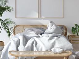 Tipos de cabecero de cama según el estilo de tu dormitorio