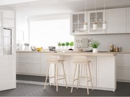 ¿Qué tipo de revestimiento de paredes usar en la cocina?