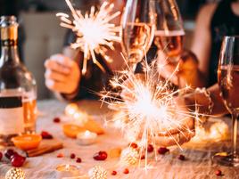 Consejos para poner la mesa de Nochevieja