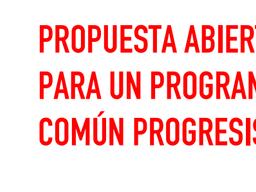 ¿Qué ofrece el PSOE en vivienda para ser investido?