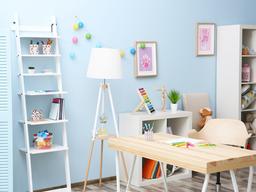 Imprescindibles para un cuarto de estudio para niños