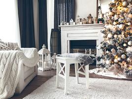 Trucos para preparar la casa para las fiestas navideñas