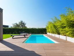 Construye tu propia piscina en tu #DreamHome