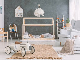 7 soluciones fáciles para ordenar el cuarto de los niños