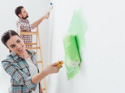 Consejos para pintar una casa antes de venderla