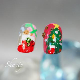 JNEC検定アート クリスマスのご紹介
