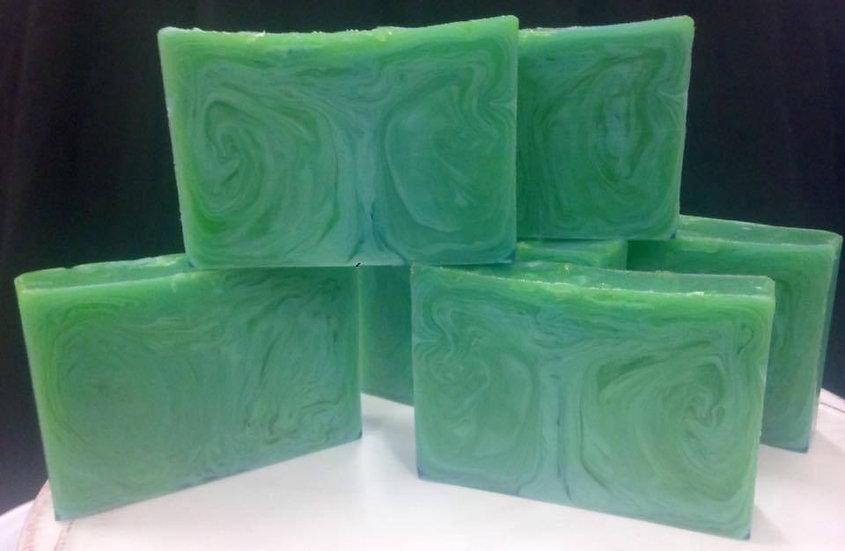 600g 'smells similar' Handmade Soap Loaf - Aventuss