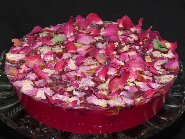 Rose Geranium & Ylang Ylang Essential Oil Soap Round