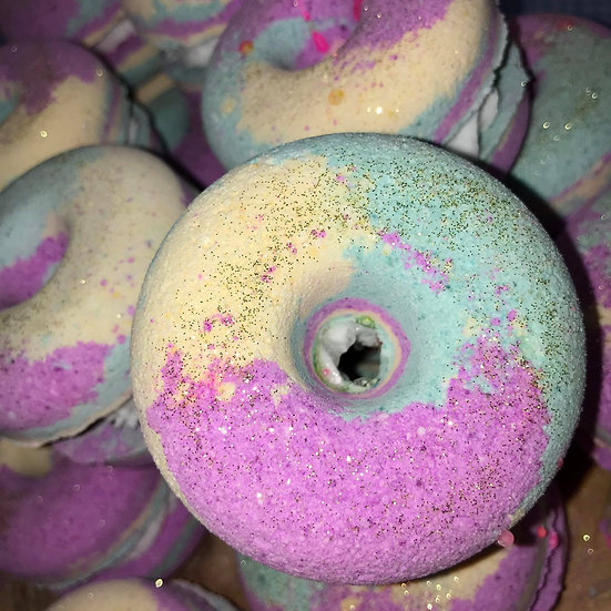 The Refresher Doughnut Bath Bomb - Pack of 6