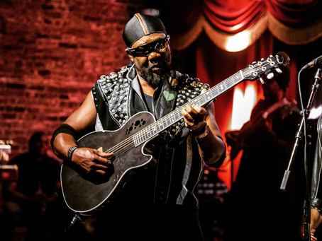 Toots And The Maytals At Brooklyn Bowl NYC