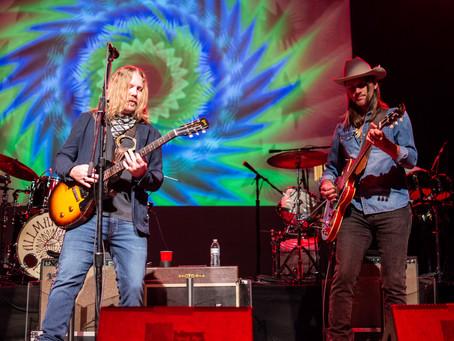Allman Betts Band at The Paramount 11.10.19