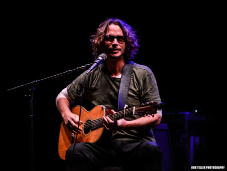 Chris Cornell Captivates Beacon Crowd