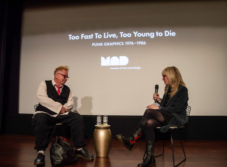 Johnny Rotten Interview at MAD