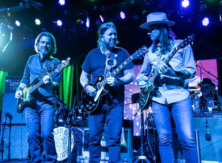 Allman Betts Band Debut At Brooklyn Bowl