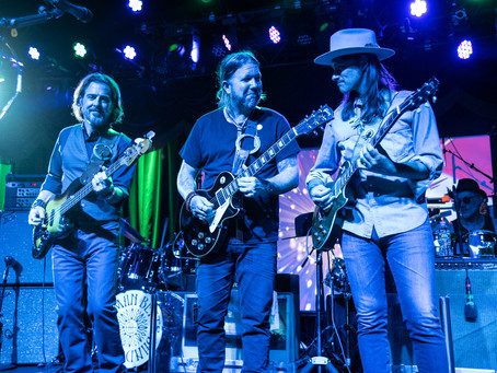 Allman Betts Band Debut At Brooklyn Bowl