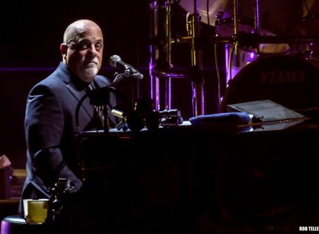 Billy Joel Closes Nassau Coliseum August 4, 2015