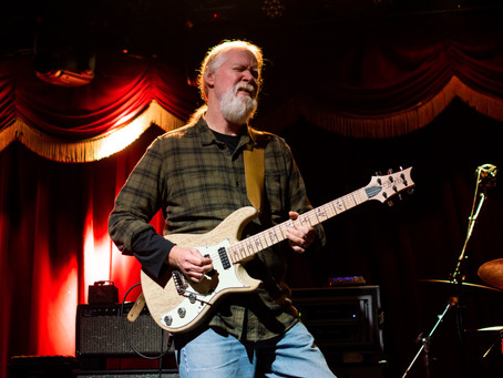 Jimmy Herring and the 5 of 7 at Brooklyn Bowl