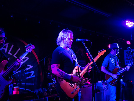 The Devon Allman Project Featuring Duane Betts - The Stephen Talkhouse