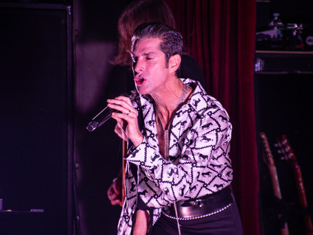 Perry Farrell Kicks off Kind Heaven at City Winery
