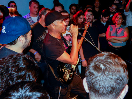 Tom Morello's Atlas Underground Release Party