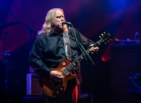 Gov't Mule Covers Beatles at New Year's Beacon Shows