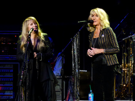 An Evening With Fleetwood Mac At Madison Square Garden