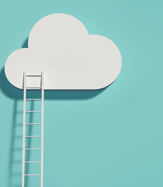 social cloud and ladder