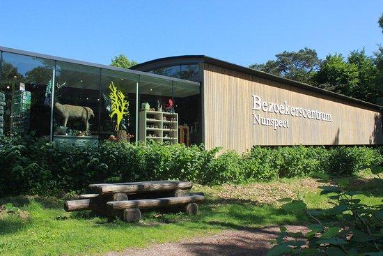 Bezoekerscentrum Natuurmonumenten