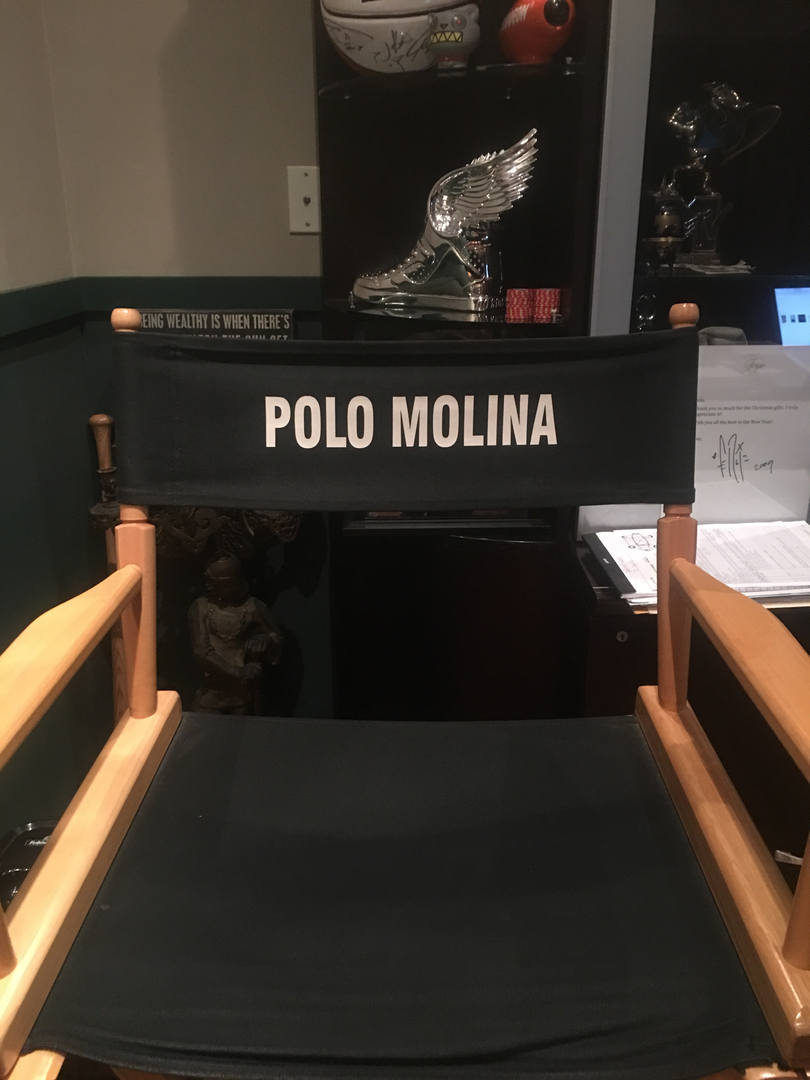 Polo Mlina Chair from Production